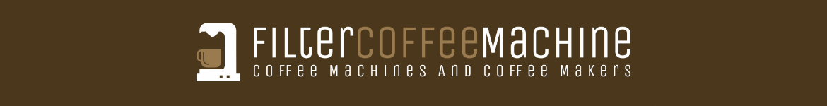 Filter Coffee Machine Logo